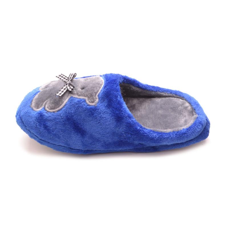 ДАМСКИ ПАНТОФИ 418007 BLUE