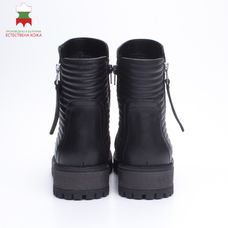 ДАМСКИ БОТИ 227029 BLACK