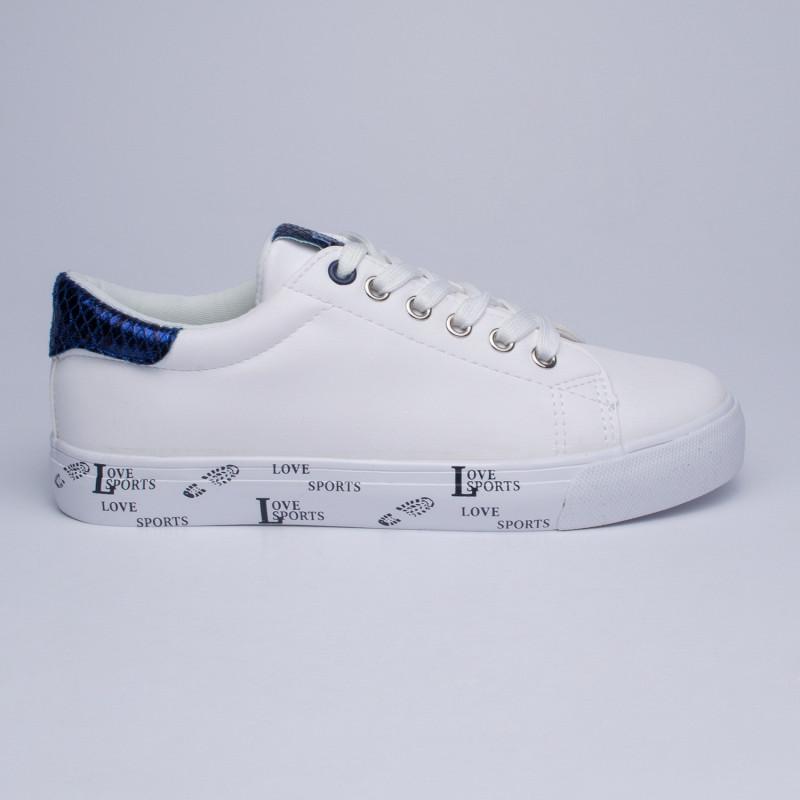 ДАМСКИ МАРАТОНКИ 164078 WHITE/BLUE