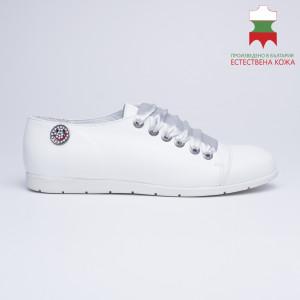 ДАМСКИ ОБУВКИ 196051 WHITE