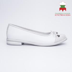 ДАМСКИ ОБУВКИ 227014 WHITE/SILVER