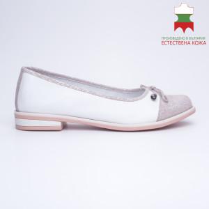 ДАМСКИ ОБУВКИ 227014 WHITE/PINK