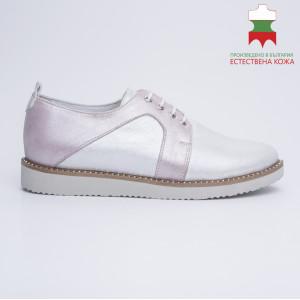 ДАМСКИ ОБУВКИ 227018 WHITE/PINK