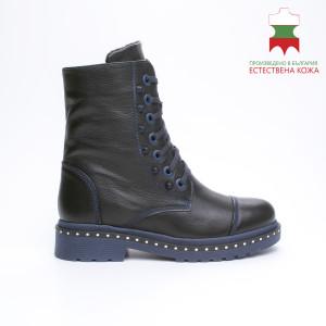 ДАМСКИ БОТИ 9987 BLACK