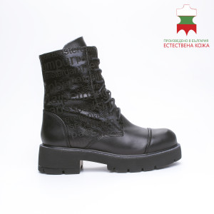 ДАМСКИ БОТИ 9989 BLACK