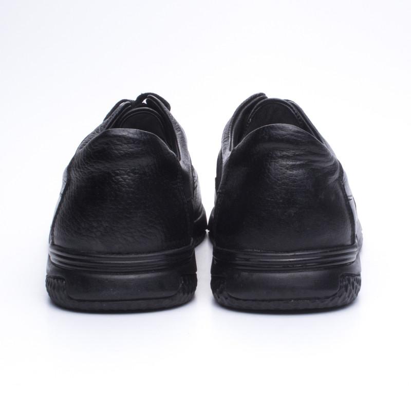 МЪЖКИ ОБУВКИ 604015 BLACK