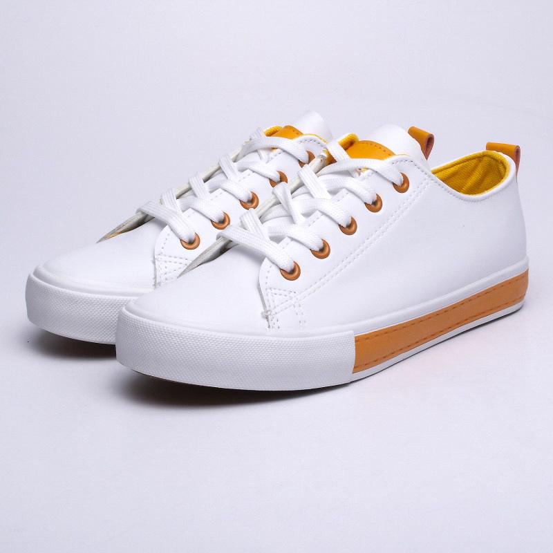 ДАМСКИ ГУМЕНКИ 163320 WHITE/YELLOW
