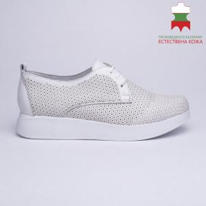 ДАМСКИ ОБУВКИ 227040 WHITE
