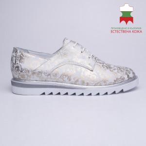 ДАМСКИ ОБУВКИ 227041 WHITE