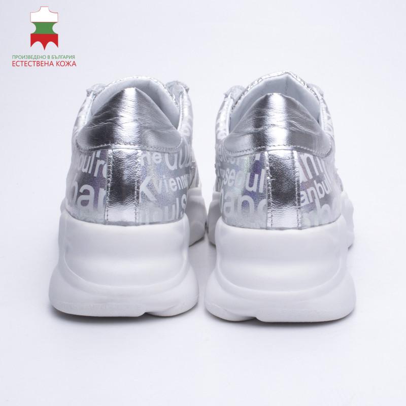 ДАМСКИ ОБУВКИ 227045 WHITE