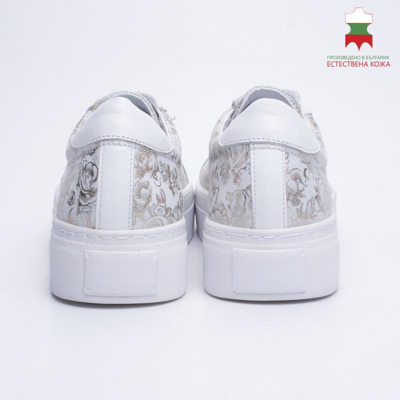 ДАМСКИ ОБУВКИ 227046 WHITE
