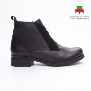 ДАМСКИ БОТИ 227050 BLACK